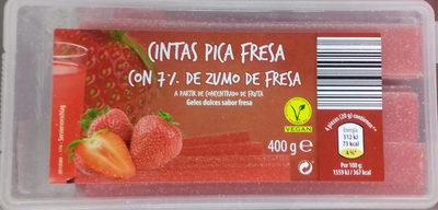 Dulcipica manzana - Producte