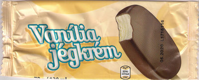 Vanília jégkrém - Produit - hu