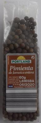 Pimienta de Jamaica entera