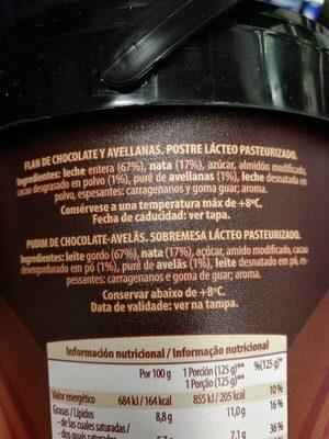 yogur cremoso de fresa - Ingredientes - es