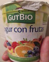 Yogur con frutas - Produto - es