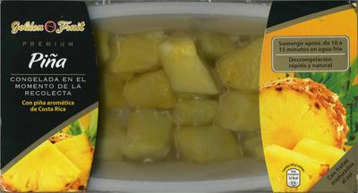 """Piña congelada """"Golden Fruit"""" - Producte"""