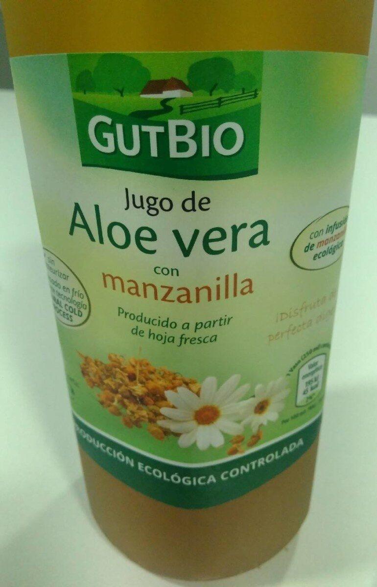 Jugo de Aloe Vera con Manzanilla - Product