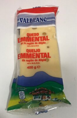 Queso Emmental - Produit - es
