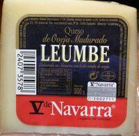 Queso de oveja madurado Leumbe - Produit - es