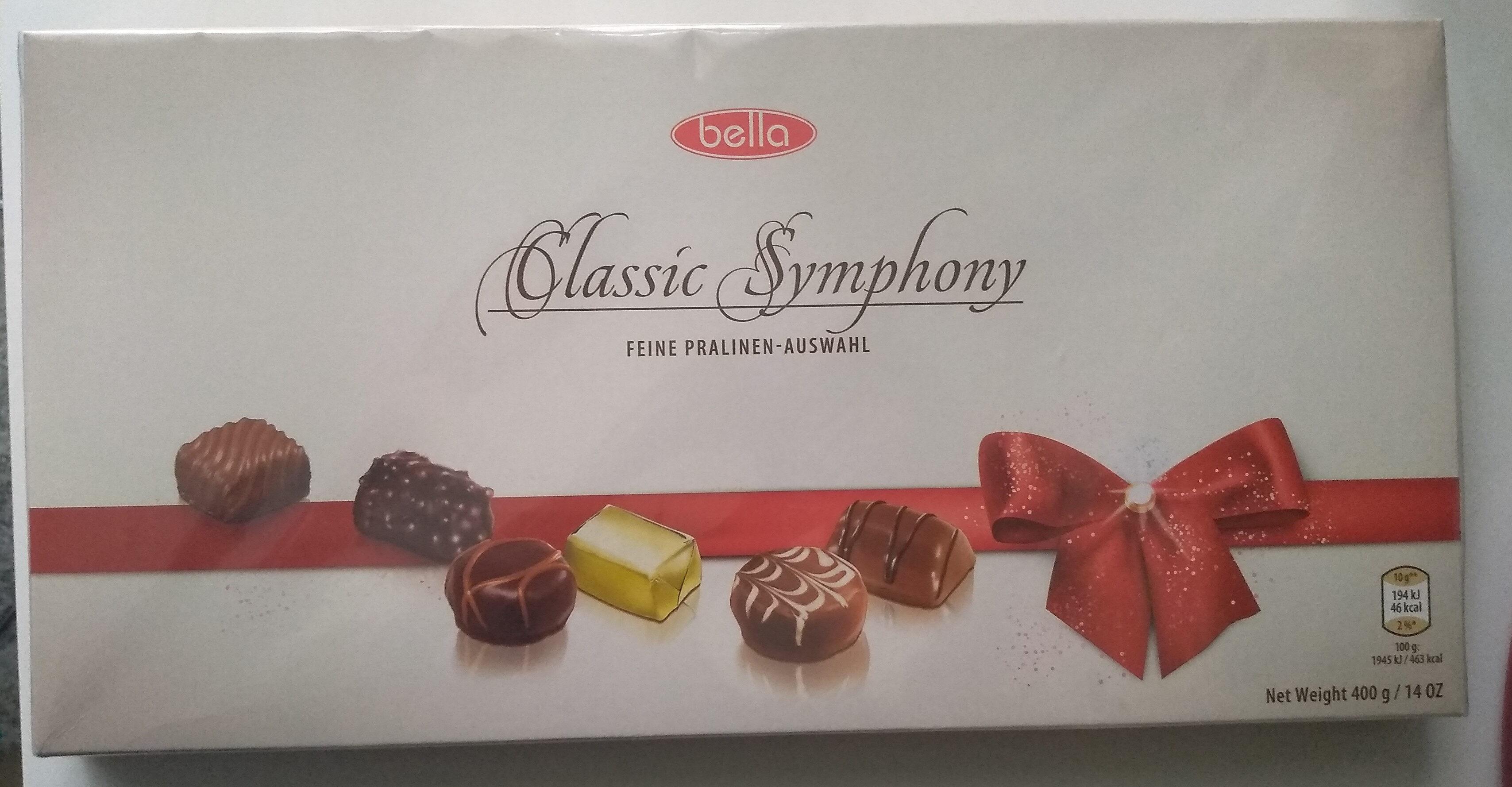 Classic symphony - Produit