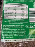 Semillas de psyllium - Ingredientes - es