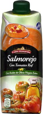 Salmorejo - Producto