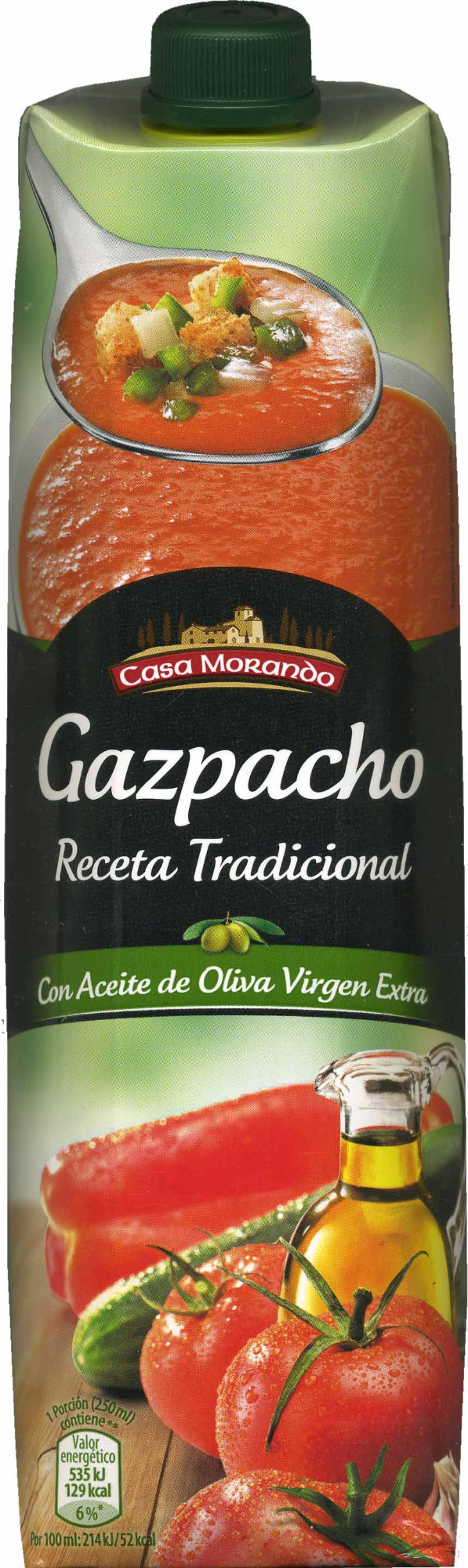 Gazpacho - Producte