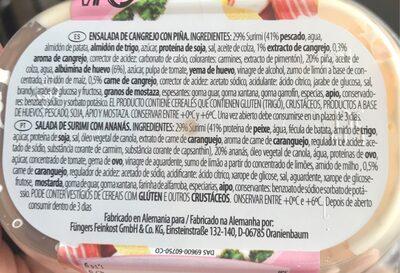 Ensalada americana cin repollo y zanahoria - 2
