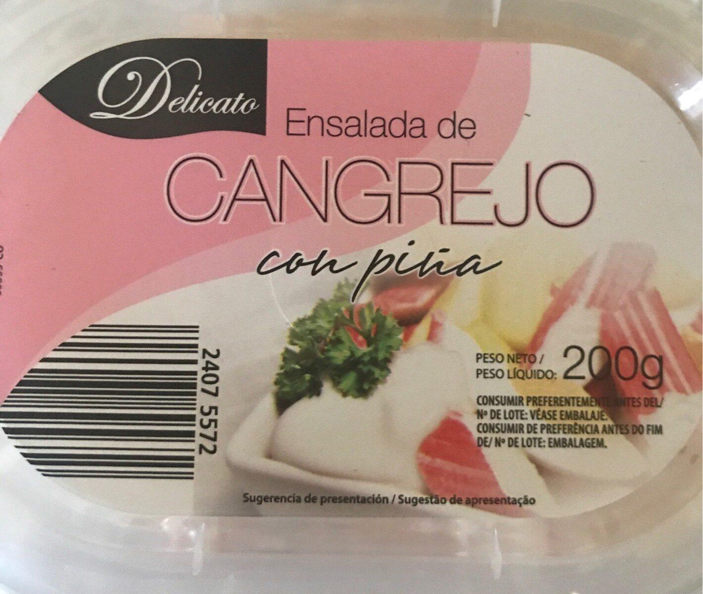 Ensalada americana cin repollo y zanahoria - Produit - es