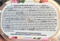 Ensalada americana cin repollo y zanahoria - Ingrédients - es