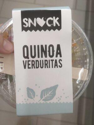 Quinoa verduras - Produit - es