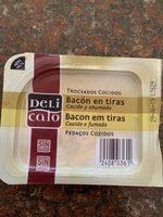 Bacon en tiras - Informació nutricional