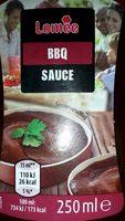 BBQ Sauce - Produkt