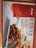 Kebab - Producto