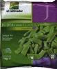 Judía verde plana troceada - Produit