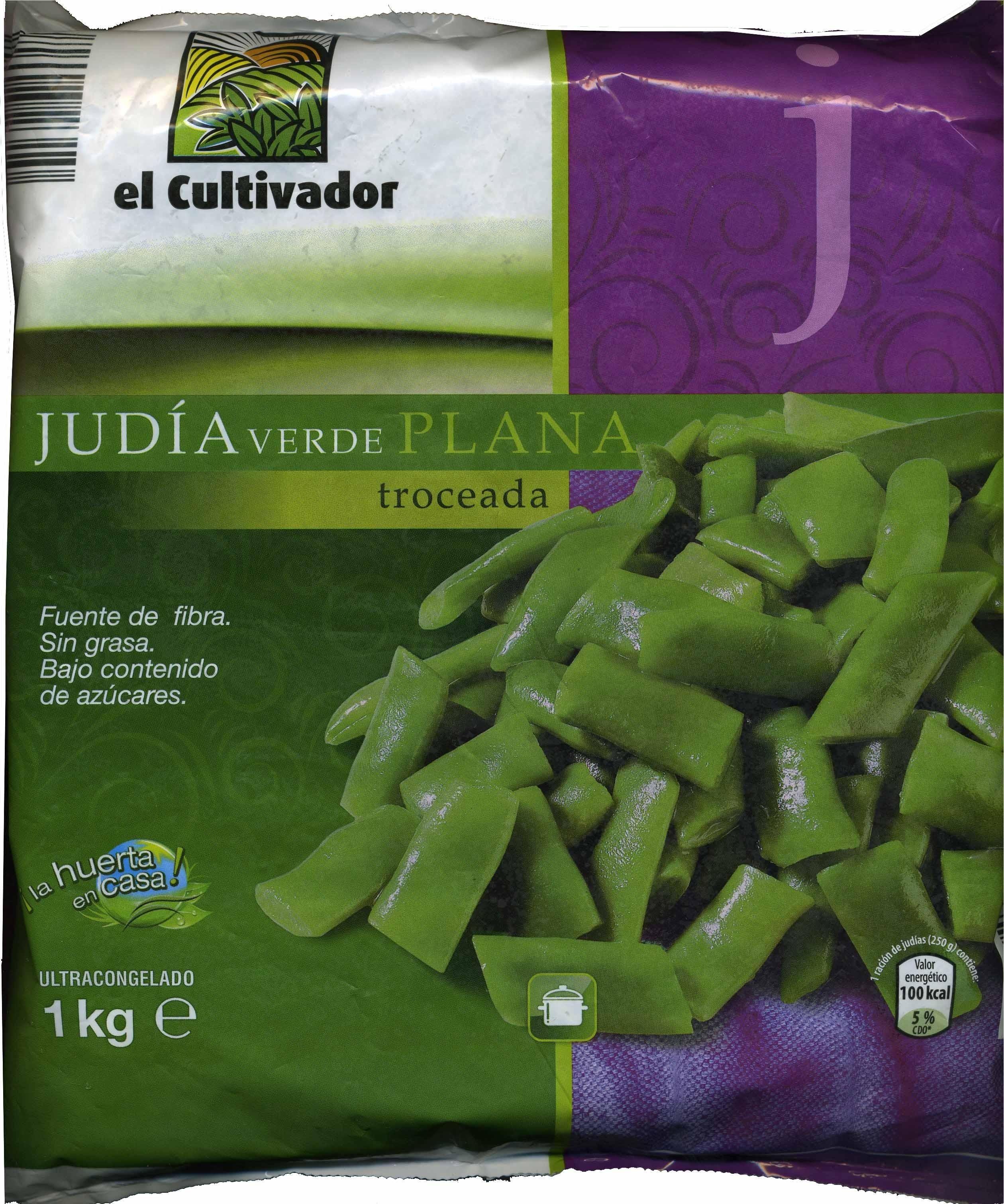 Judia verde plana troceada - Product - es