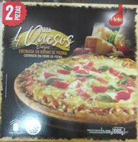Pizza Jamón horno de piedra - Producto