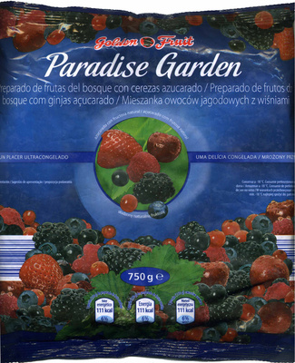 Macedonia de frutas tropicales - Producte