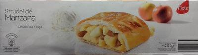 Strudel de manzana - Produit - es