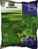 """Brócoli troceado congelado """"El Cultivador"""" - Producto"""