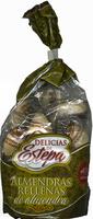 """Almendras rellenas """"Delicias de Estepa"""" - Producto"""
