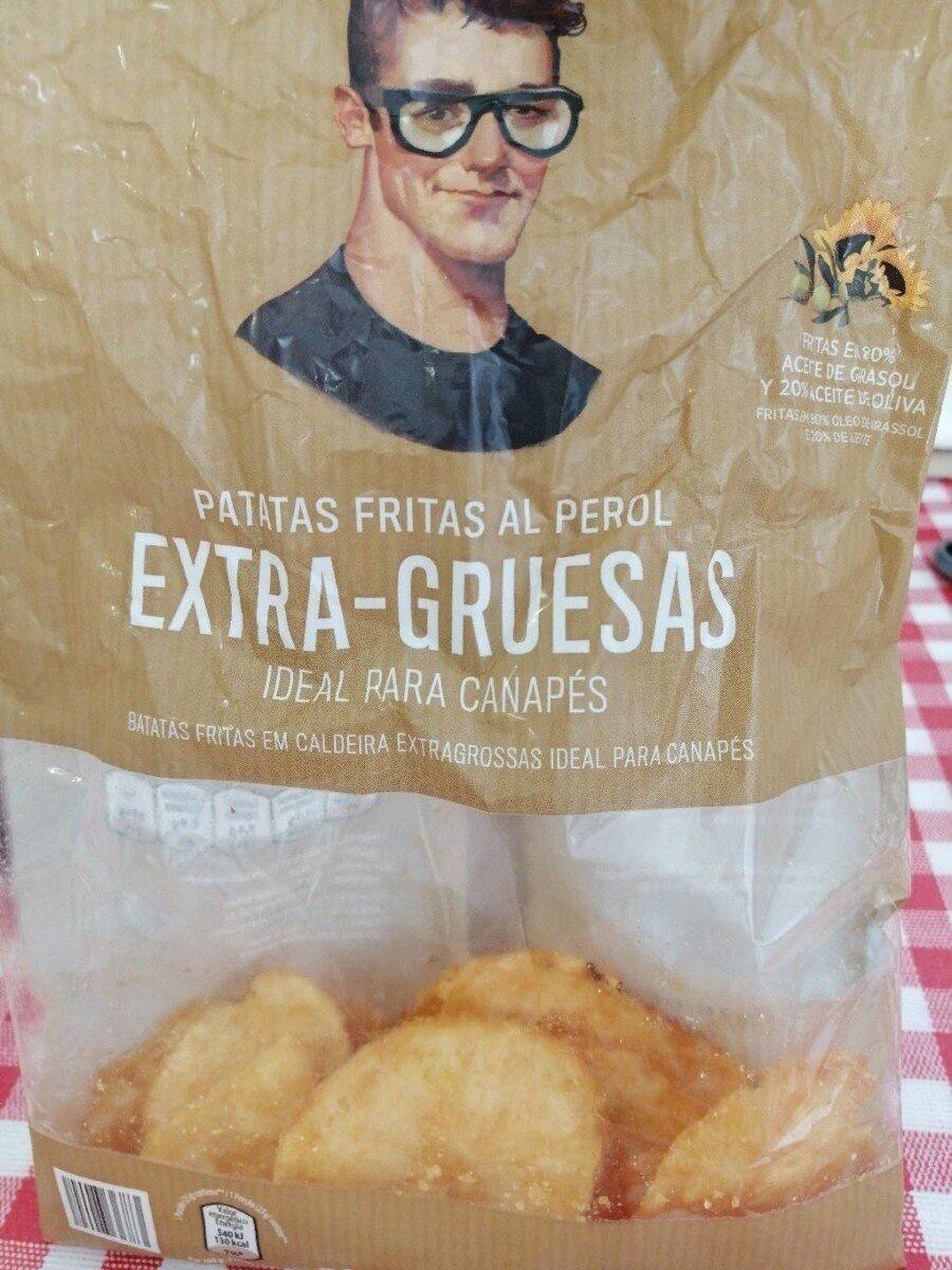 Patatas fritas al perol extra gruesas - Producto - es