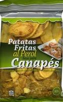 Patatas fritas al perol Extra-Gruesas - Product