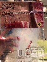 Jamon serrano bodega - Product - es