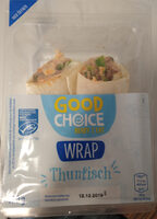 Wrap Thunfisch - Product - de