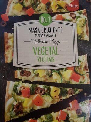 Flatbread pizza - Product - es