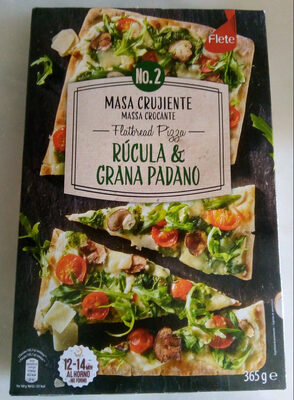 Flatbread pizza - Produto - pt
