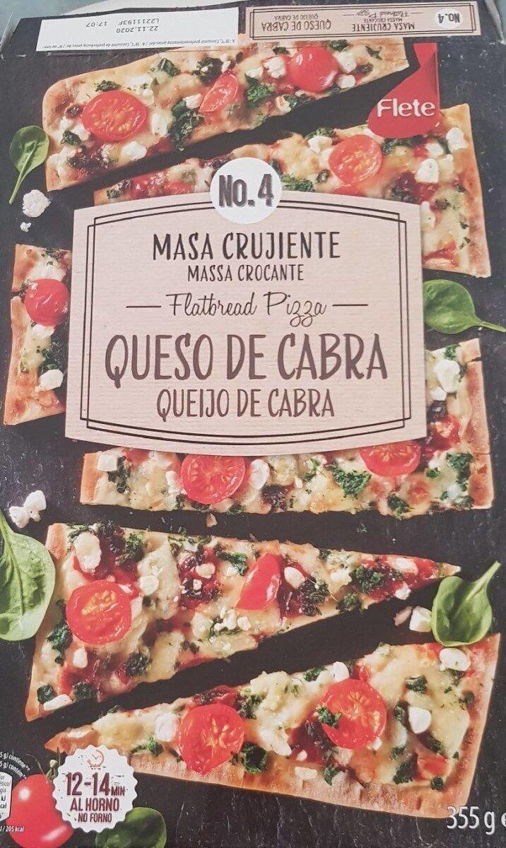 Masa crujiente pizza - Producto