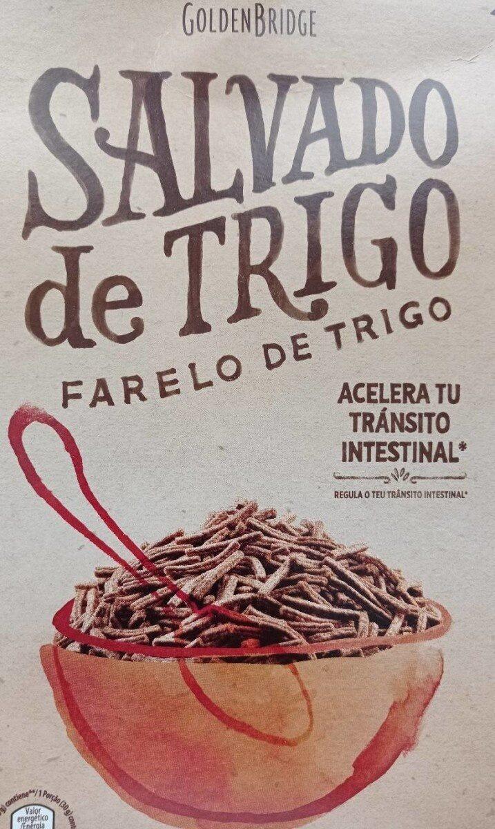 Salvado de trigo - Produit - pt