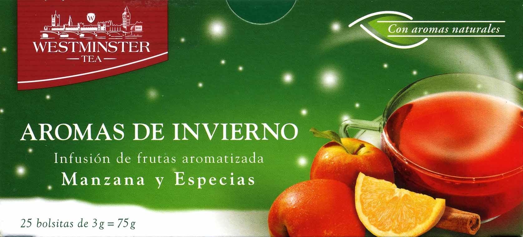 Aromas de invierno canela picante manzana - Product
