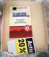 Formaggio Gruyere - Prodotto - fr