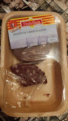 Boudin de Viande Plancha - Product - fr