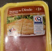Escalope de Dinde - Produit - fr