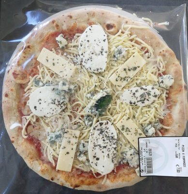 pizza 4 fromaggi - Product - fr