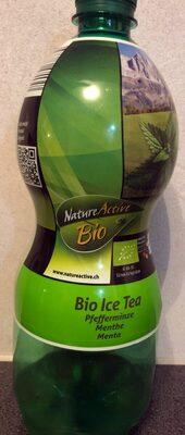 Bio ice tea menthe - Produit - fr