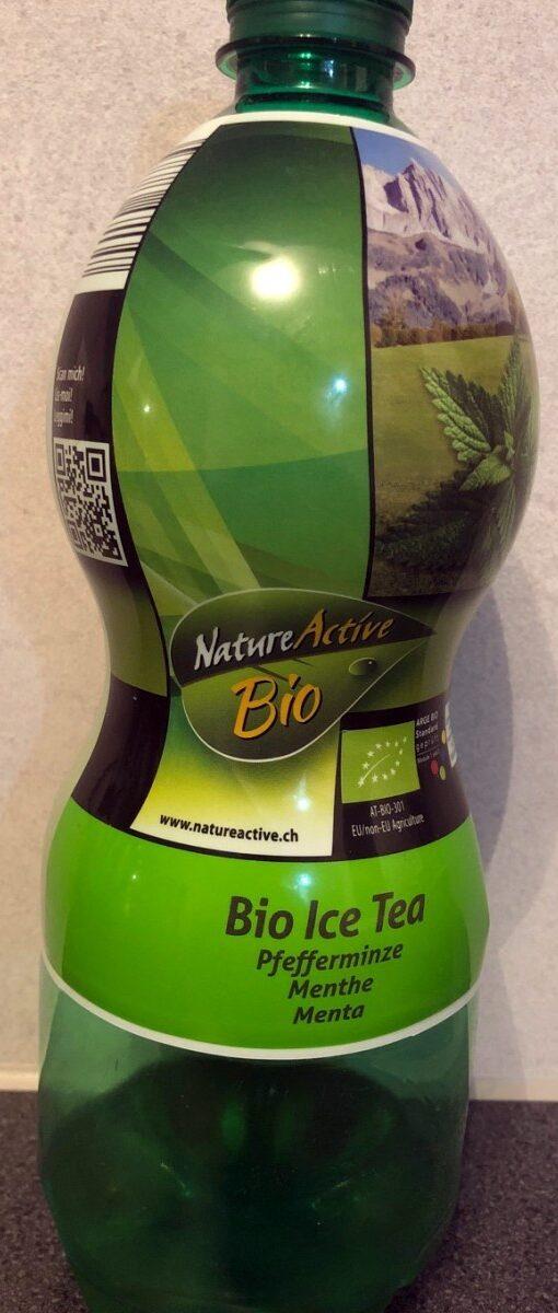 Bio ice tea menthe - Produit