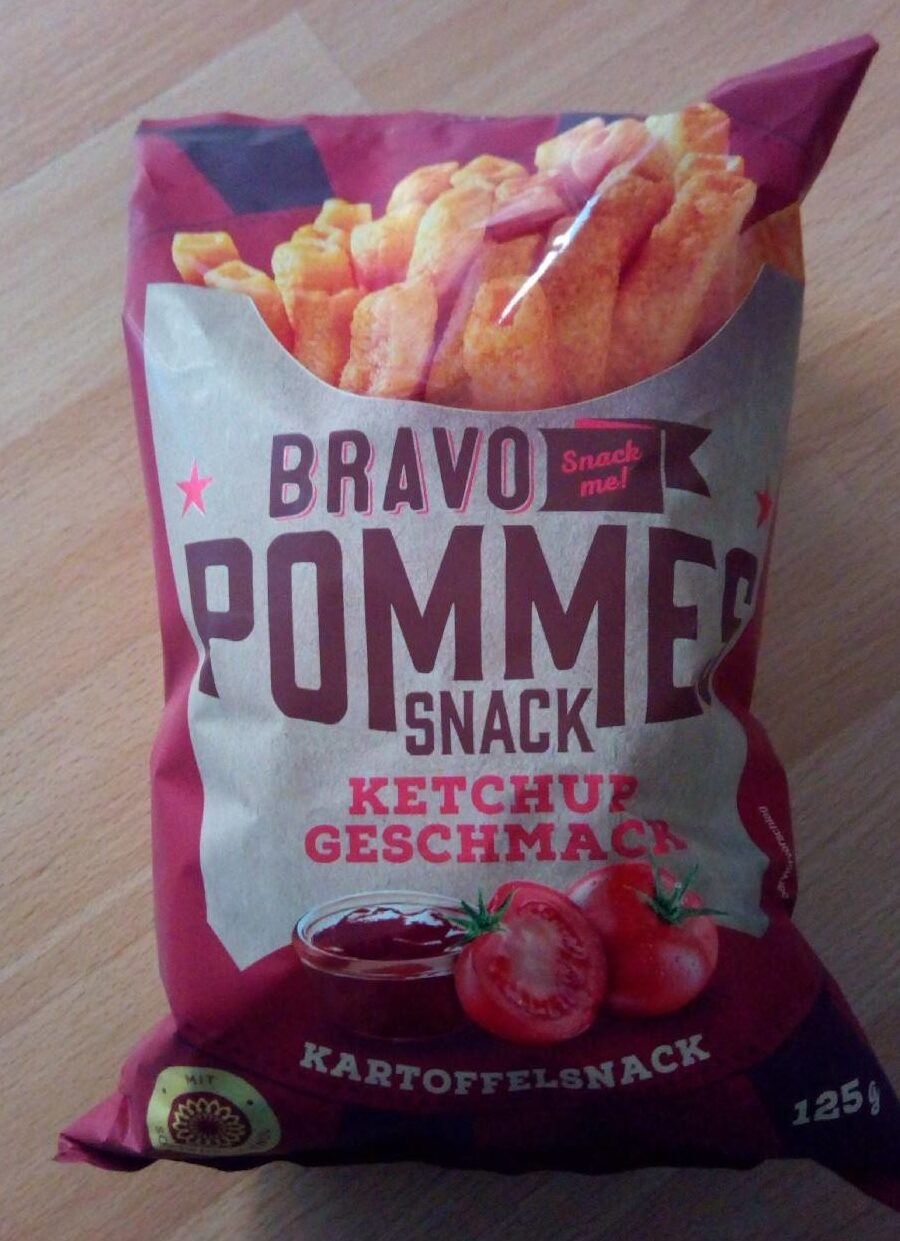 Pommer snack - Product