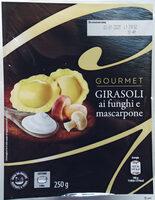 Girasoli ai funghi e mascarpone. - Product - it