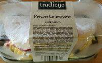 Pohorska omleta premium - Product - sl