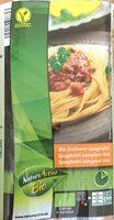 Spaghetti complets bio - Produit