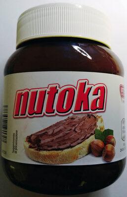 Crema spalmabile alle nocciole al cacao - Produit - it