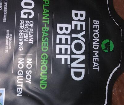 Beyond Beef - Ingredients - en
