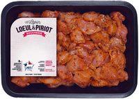 Émincé de lapin à la provençale : morceaux de râbles et cuisses désossés - Product