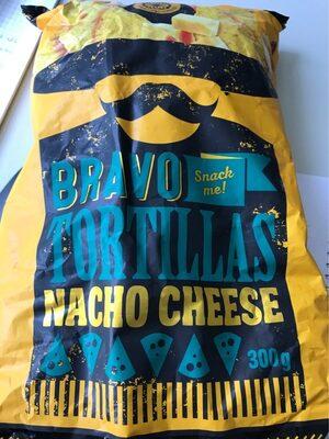 Tortillas Nacho Cheese - Product - de